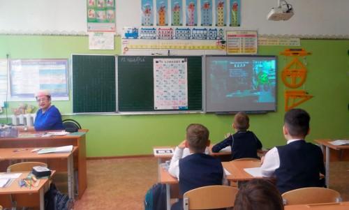 Занятия с образовательной дополненной реальностью Ванино